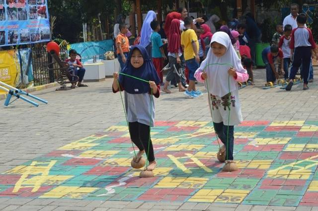 Permainan Tradisional Terbukti Ampuh Kurangi Kecanduan Anak Pada Gadget Iglobalnews
