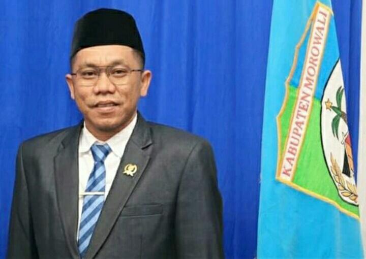 Kuswandi (Ketua DPRD Morowali )