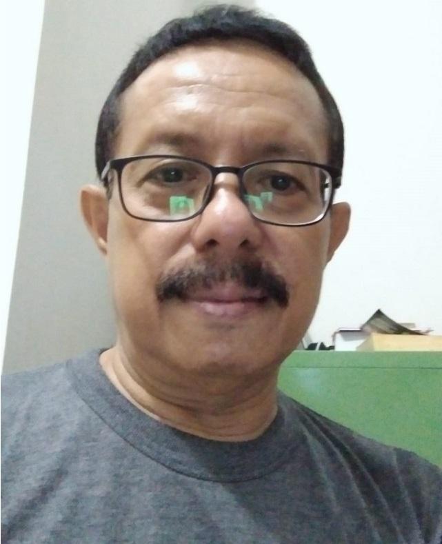 Amir Machmud NS, wartawan SUARABARU.ID, Ketua PWI Provinsi Jawa Tengah, dan Wakil Ketua Litbang SMSI Pusat.