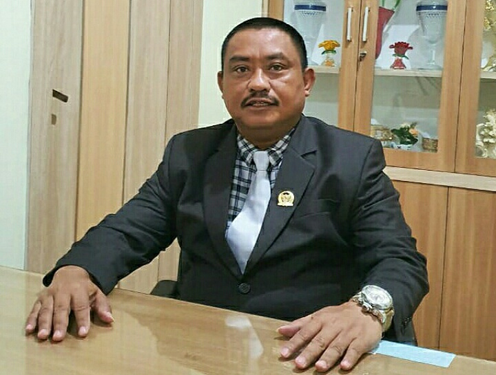 Putra Bonewa ( anggota DPRD Morowali dari Partai Perindo )