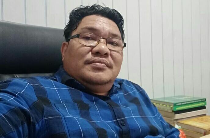 Ketua Biro Hukum Pelangi Yunius Lase SH