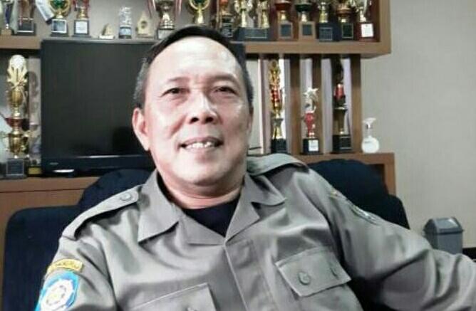 Bambang Mardi Santosa Kasat Pol.PP Kabupaten Tangerang