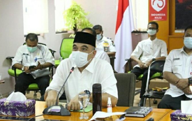 Bupati Tangerang Ahmad Zaki Iskanda