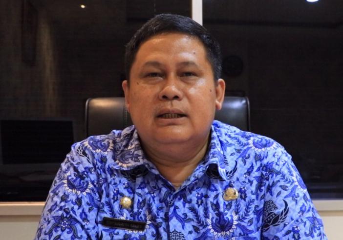 Kadisindagkop UKM Kota Tangerang Tedy Bayu Putra Sos.Msi