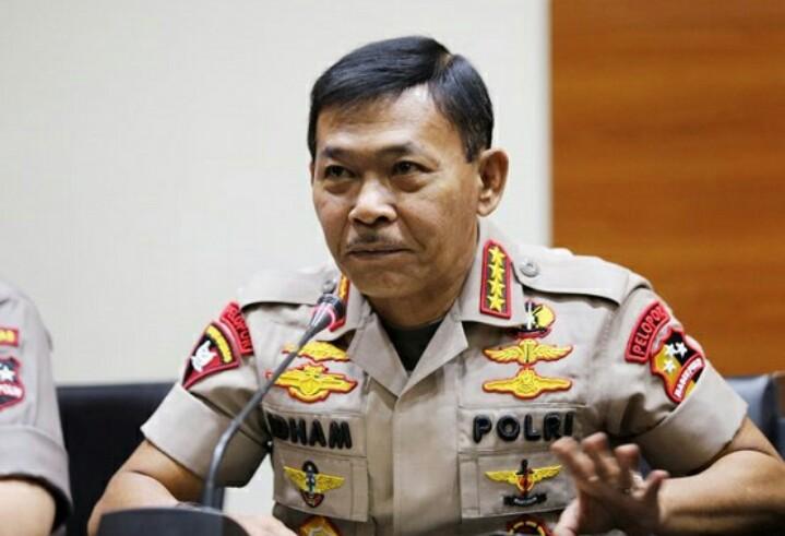 Poto:Kapolri Jendral Idhan Azis.Sumber :Google