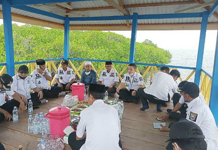 Taman wisata Mangrove Desa Matansala