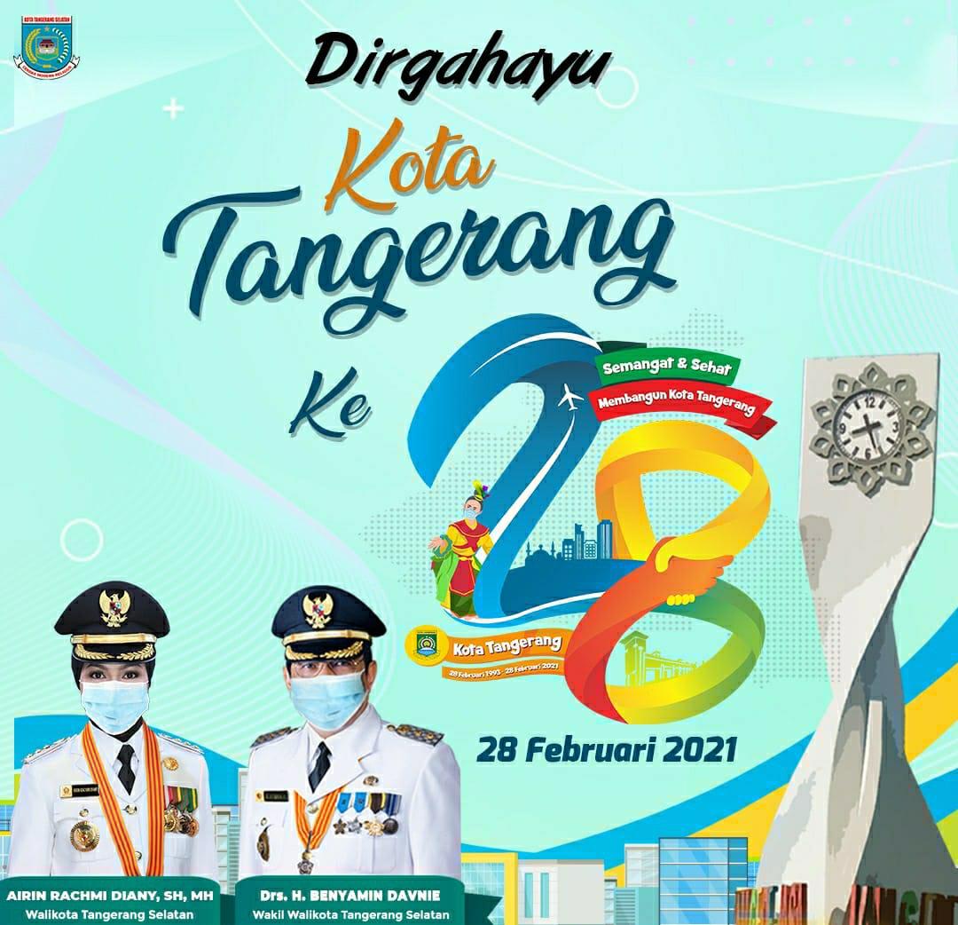 Dirgahayu Kota Tangerang