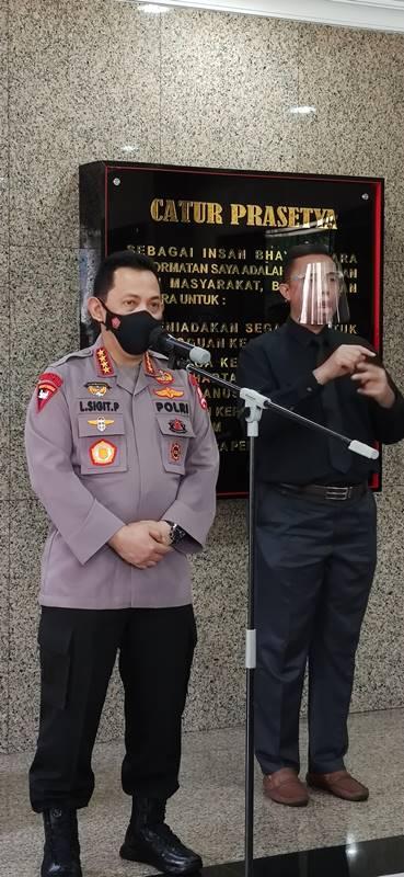 Kapolri Berikan Intruksi Kepada Jajaran 'Jangan Ragu Usut Tuntas Mafia Tanah'
