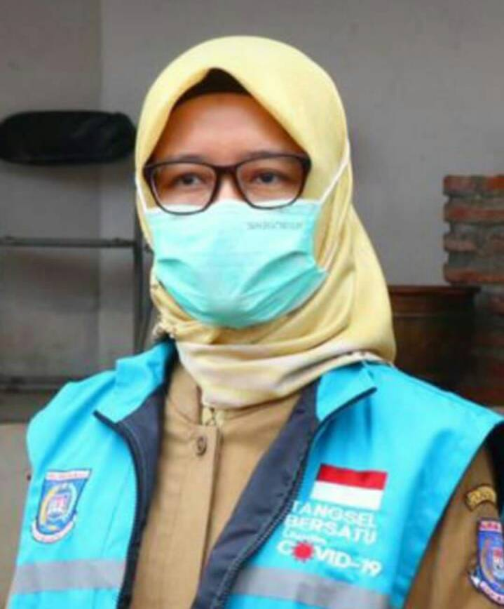 Photo Kepala Dinas Kesehatan, dr. Alin